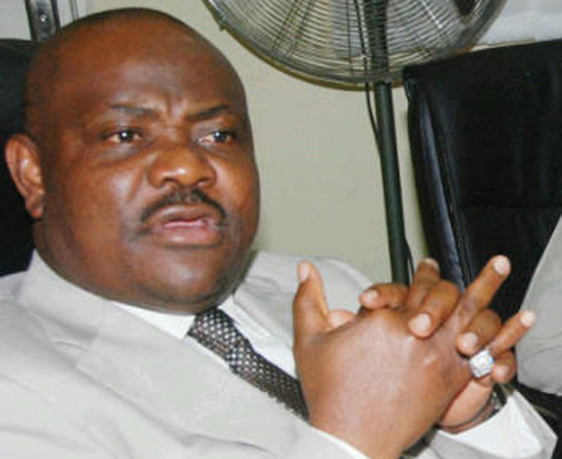 Wike Sacks Two Council Chairmen