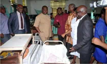 Rivers residents want govt, doctors to resolve dispute