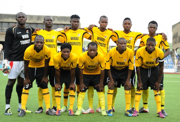 Wikki Tourists task players, technical crew on better performance