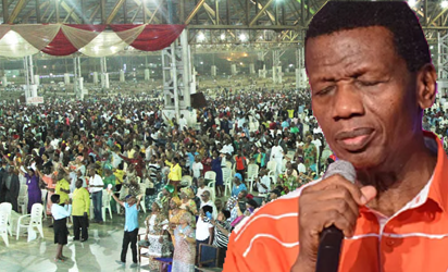 A witch saved me from death -Pastor E.A Adeboye