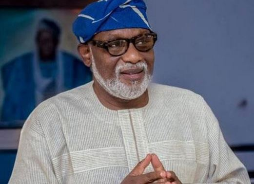 Akeredolu promises inclusive governance in Ondo