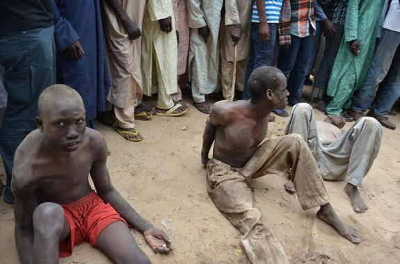 Troops arrest four fleeing Boko Haram terrorists in Borno