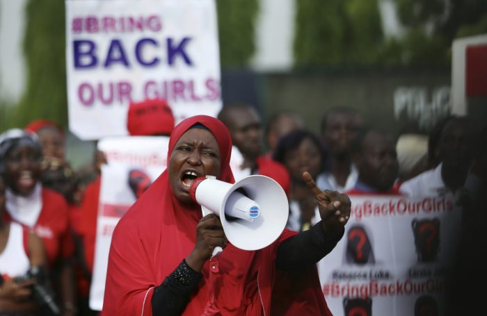 1000th Day : Police prevent BBOG campaigners' march to Aso Rock