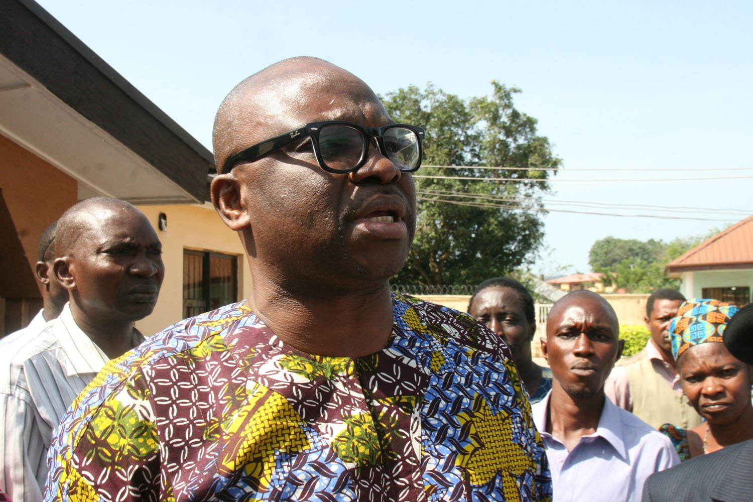 Fayose declares dusk to dawn curfew in Awo-Ekiti