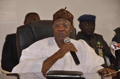 Arrested Journalist: FG has no hand in it – Lai Mohammed