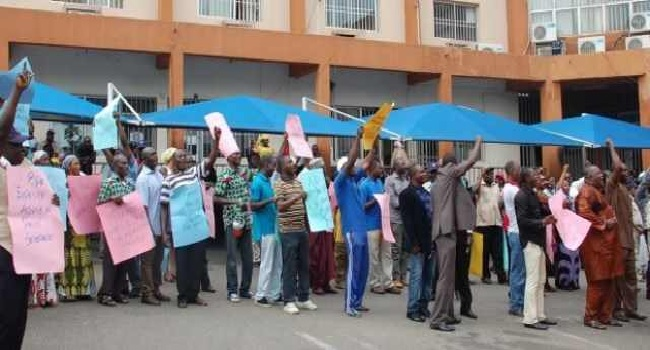 Workers hold commissioner hostage in Ondo
