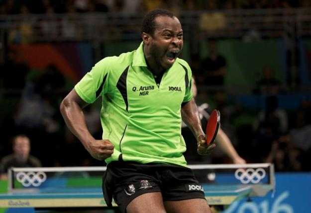 Aruna Quadri seeded 8th for men's singles