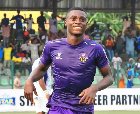 MFM's Odey eyes NPFL Goal King crown