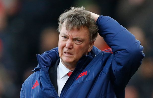 I have not retired – Van Gaal