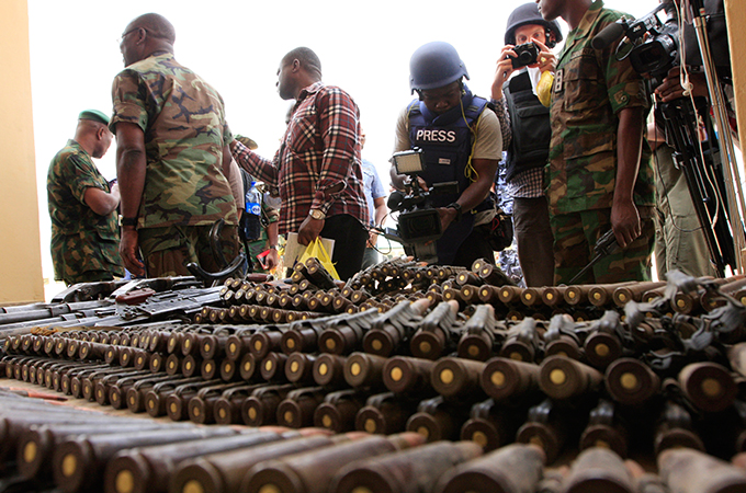 Federal Government disbands arms procurement probe panel