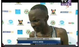 Kenya's Kiptum wins 2017 Lagos City Marathon
