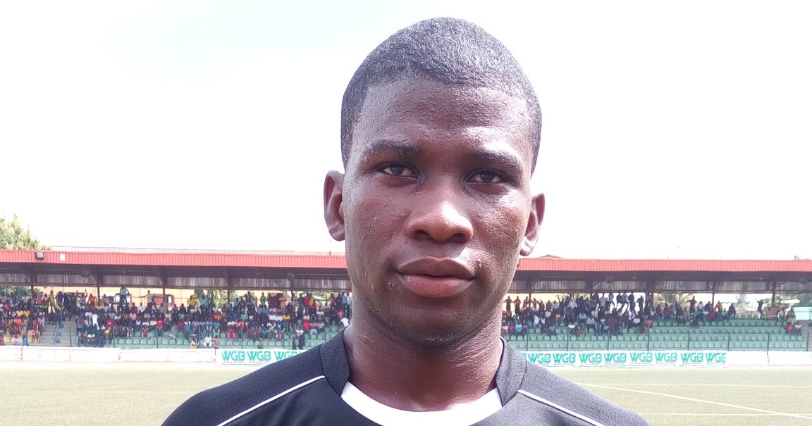 24-year old Nigerian referee to officiate in Niger