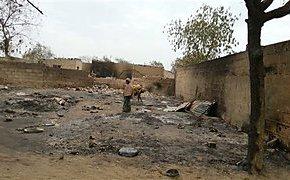 Security agents kill suspected attacker of Bakin Kogi town