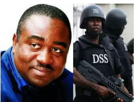 Former governor of Benue state, Gabriel Suswam arrested