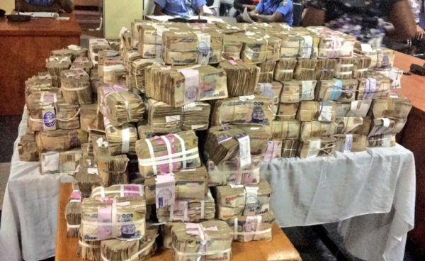 Rivers rerun : Police recover N111m bribe from INEC officials