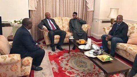 Reps deputy Speaker assures Nigerians of Buhari's return