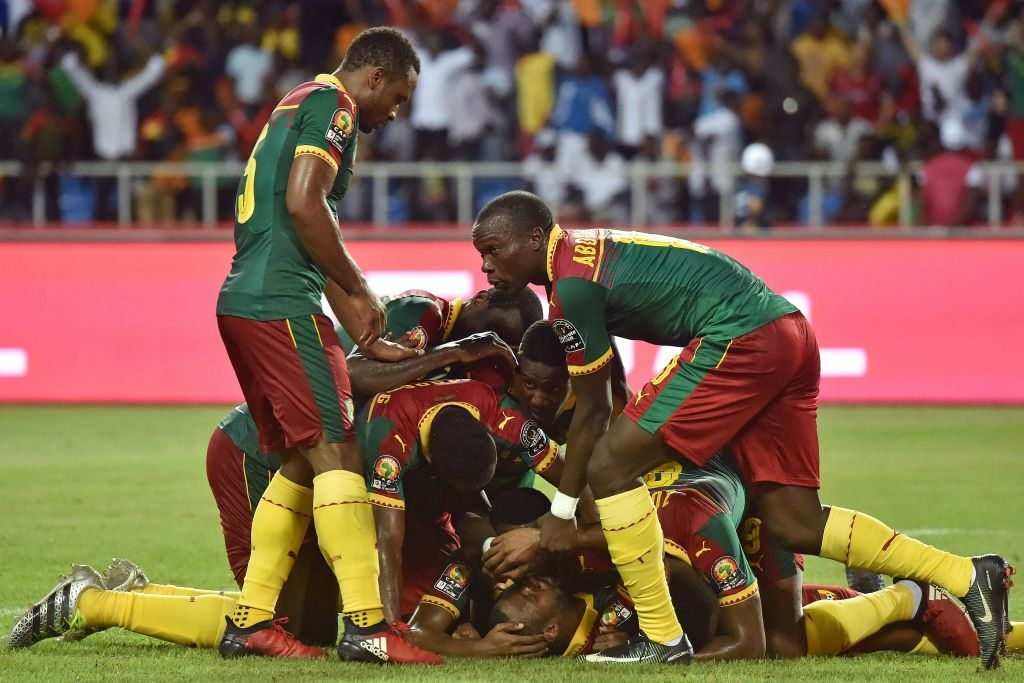 Cameroon beat Egypt 2-1 to win fifth AFCON title