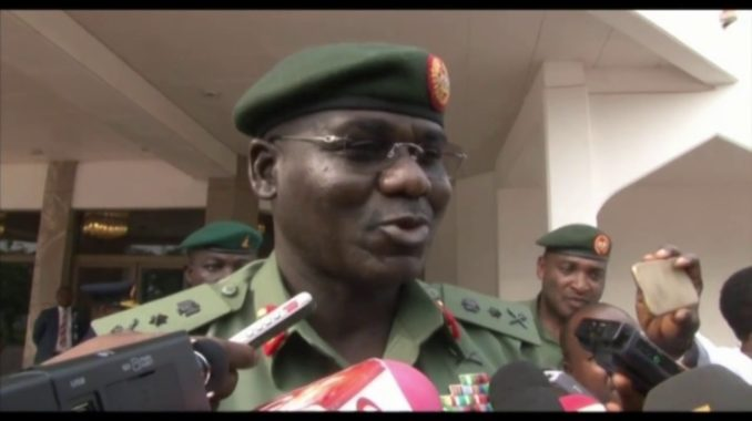Army, Airforce chiefs want increase in budgetary allocations