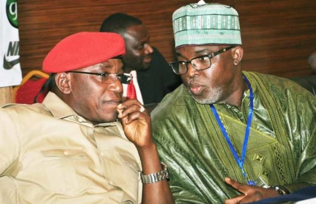 Dalung queries NFF over $500,000 spent on friendly