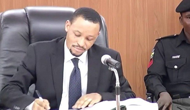 CCT Chairman approves arraignment of two Judicial officers