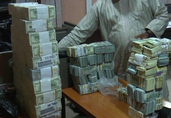 EFCC recovers more than $10m in former NNPC GMD's home