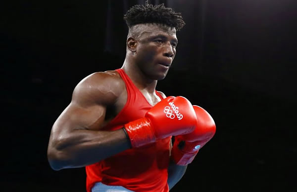 Efe Ajagba to begin pro boxing career in U.S.