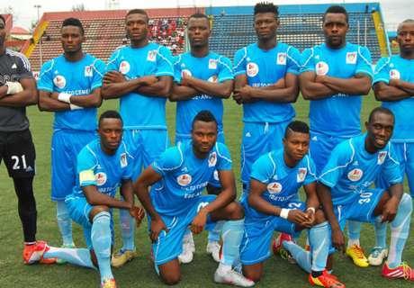 FC Ifenayi Ubah arrive Nigeria following defeat to El-Masry