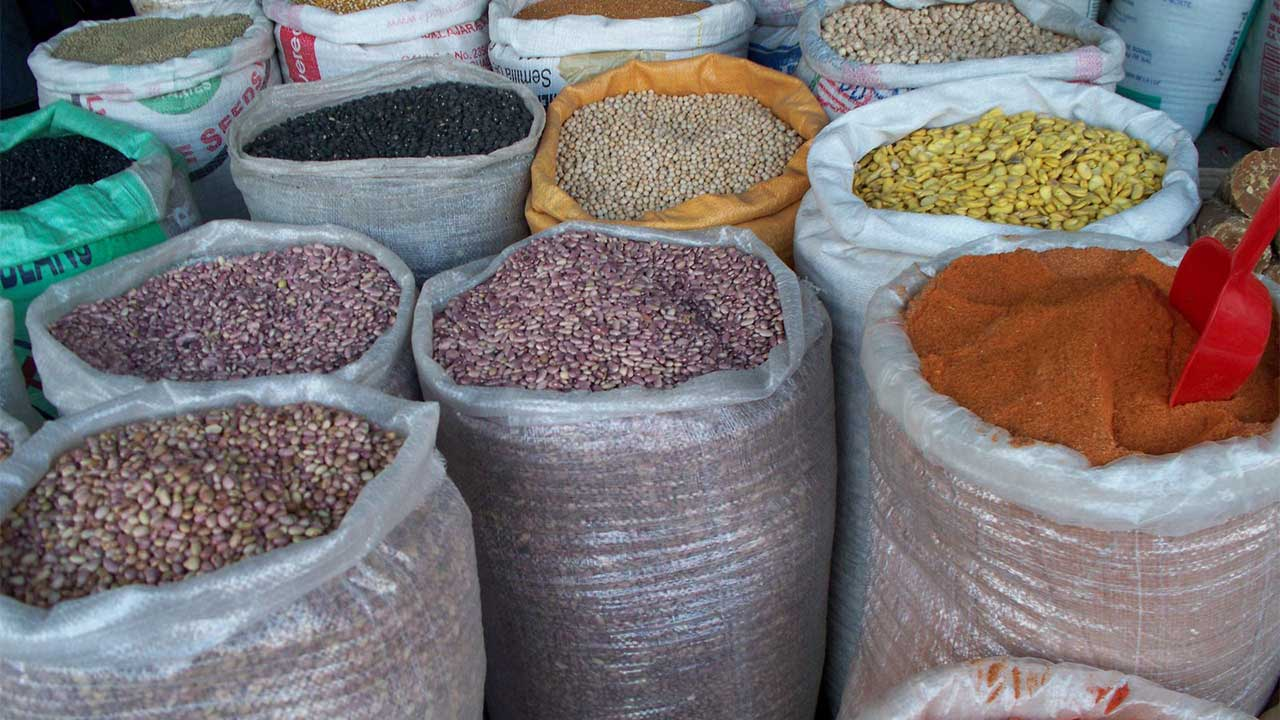 FG to open grain reserves in two weeks