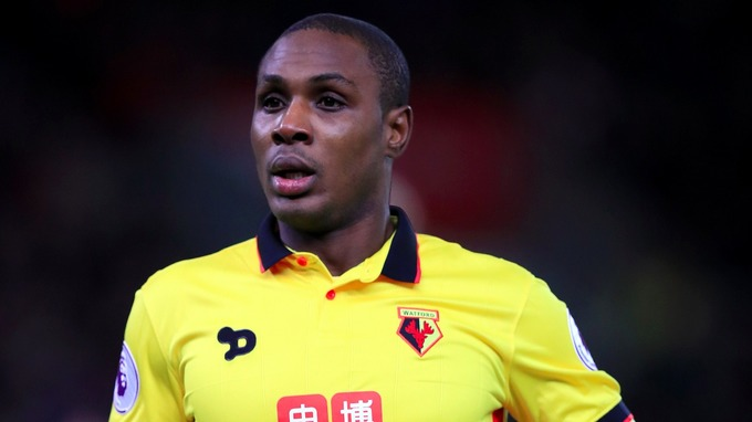 Ighalo finalises plans for orphanage, Dubai charity