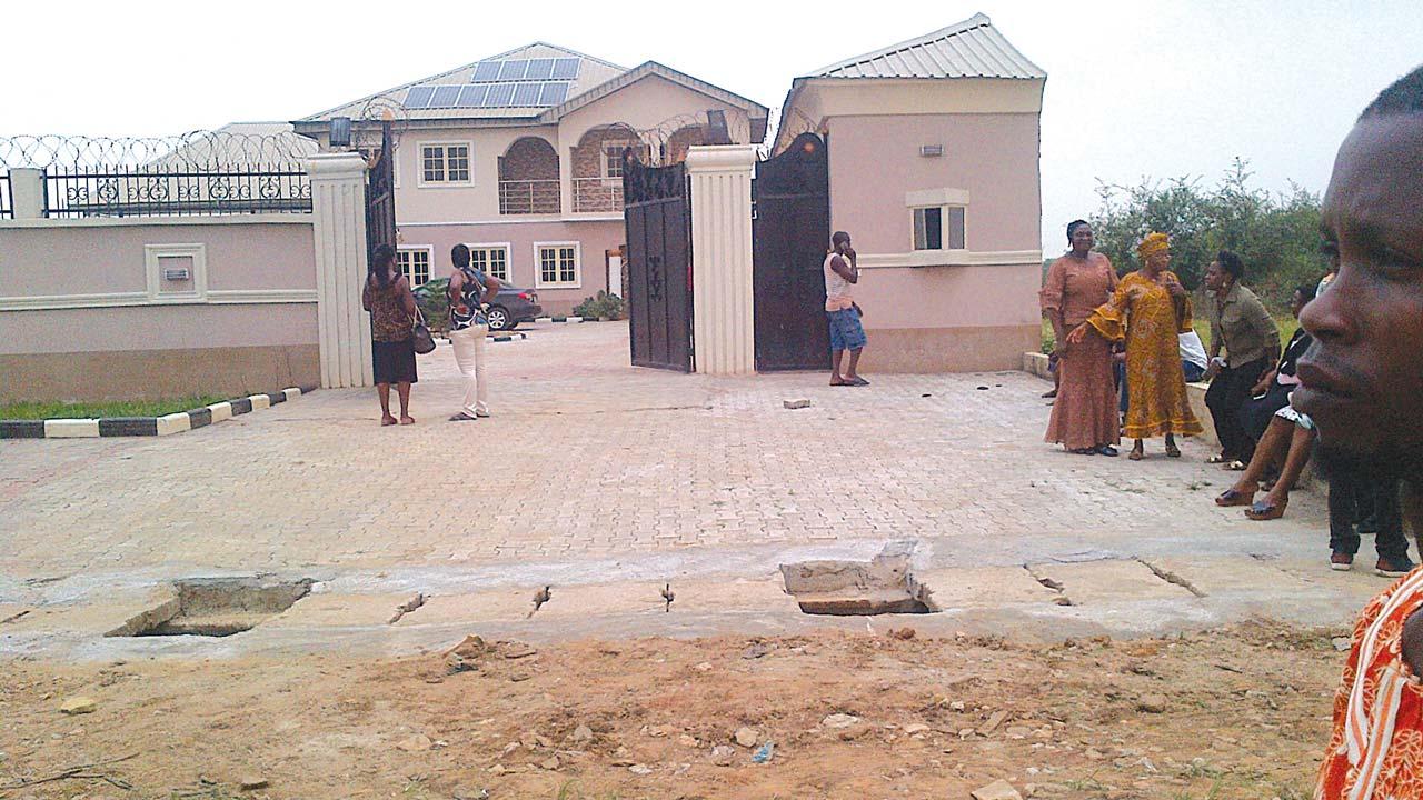 Isheri estate abduction : Day Adekoya regains freedom