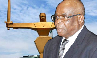 Presidency sends Onnoghen's name to Senate for confirmation as CJN