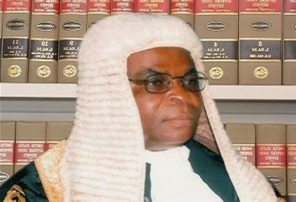 Senate to screen Justice Onnoghen on Wednesday