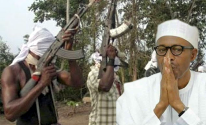 Buhari's aide wants arms to be mopped in Niger-Delta