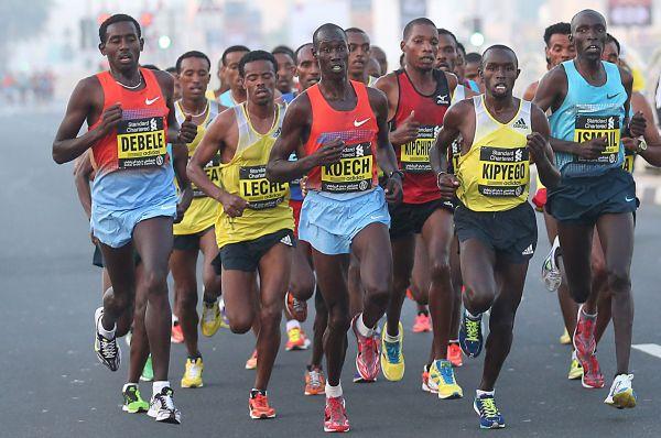 Foreign athletes arrive in Nigeria for Lagos City Marathon