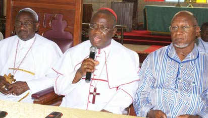 Church leaders must be held accountable for church funds- Prelate