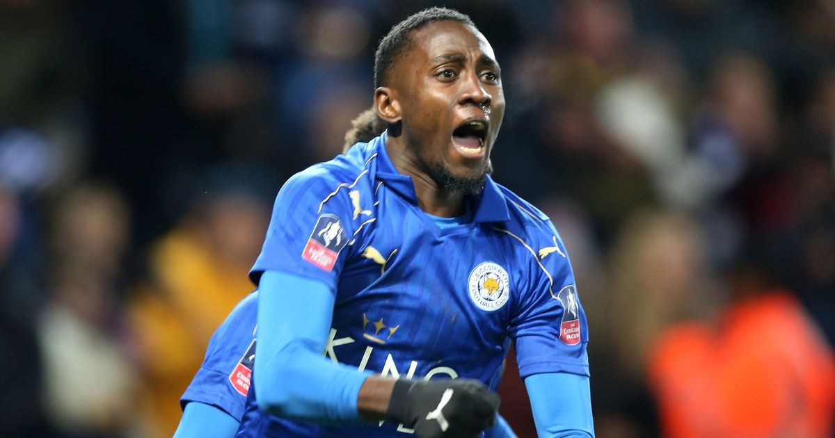 Ndidi scores wining goal for Leicester City