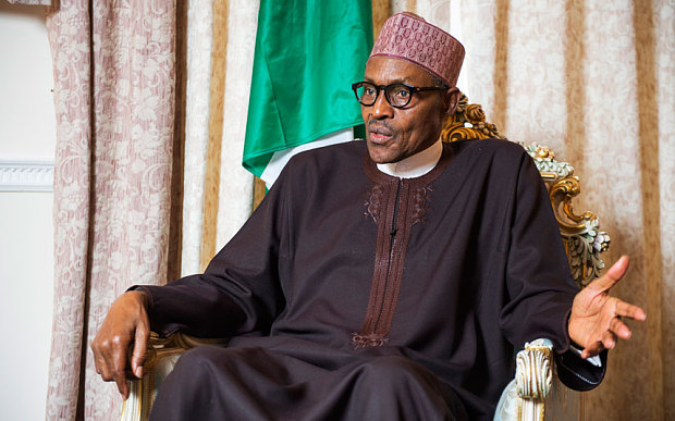 Breaking: Buhari extends vacation indefinitely