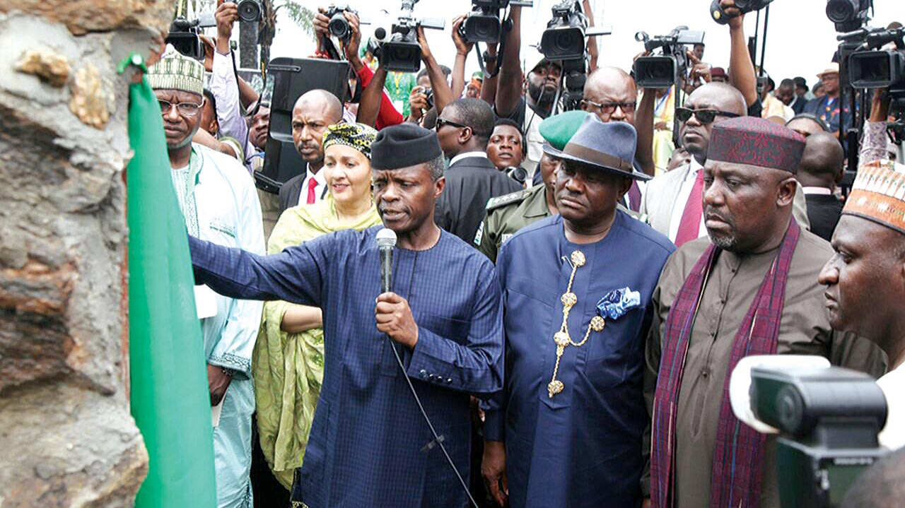 FG promises to fix problems in Imo, oil producing states