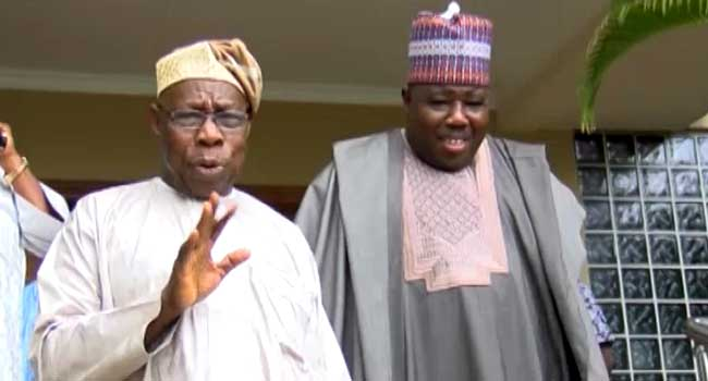 PDP crisis: Sheriff, others to meet Obasanjo