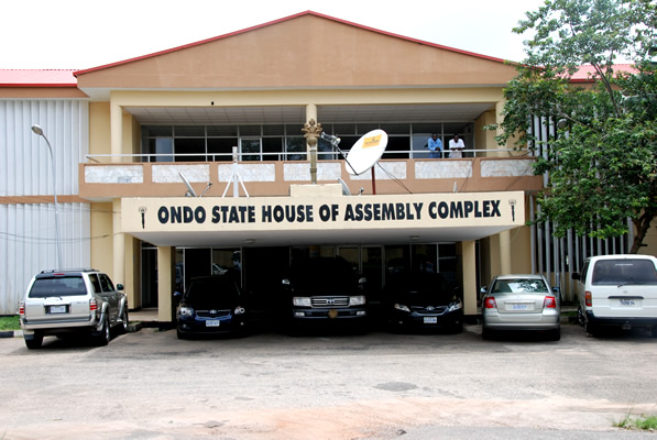 Police seal Ondo House of Assembly Complex