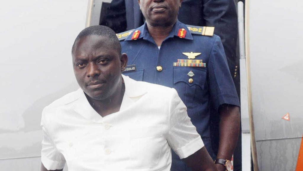 EFCC re-arraigns former JTF Commander, ex-NIMASA boss