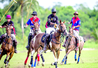 2017 Lagos Int'l Polo tourney continues today