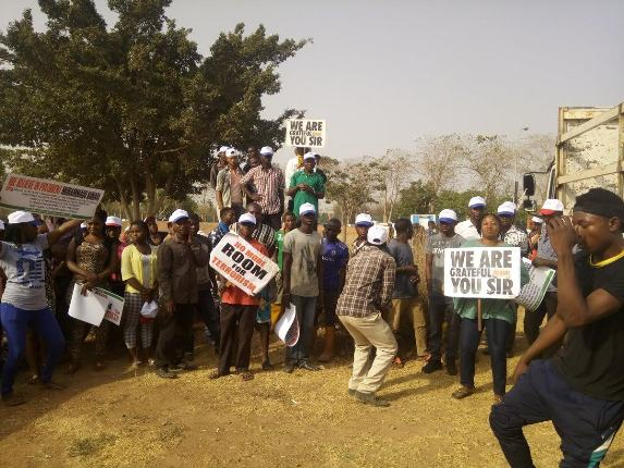 Low turnout mars protest in Rivers state