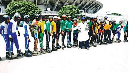 Nigeria roller skating federation holds annual conference