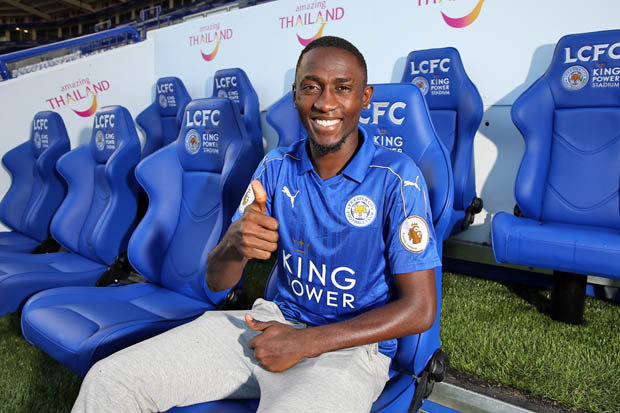 Rohr considers midfield role for Ndidi ahead of Onazi