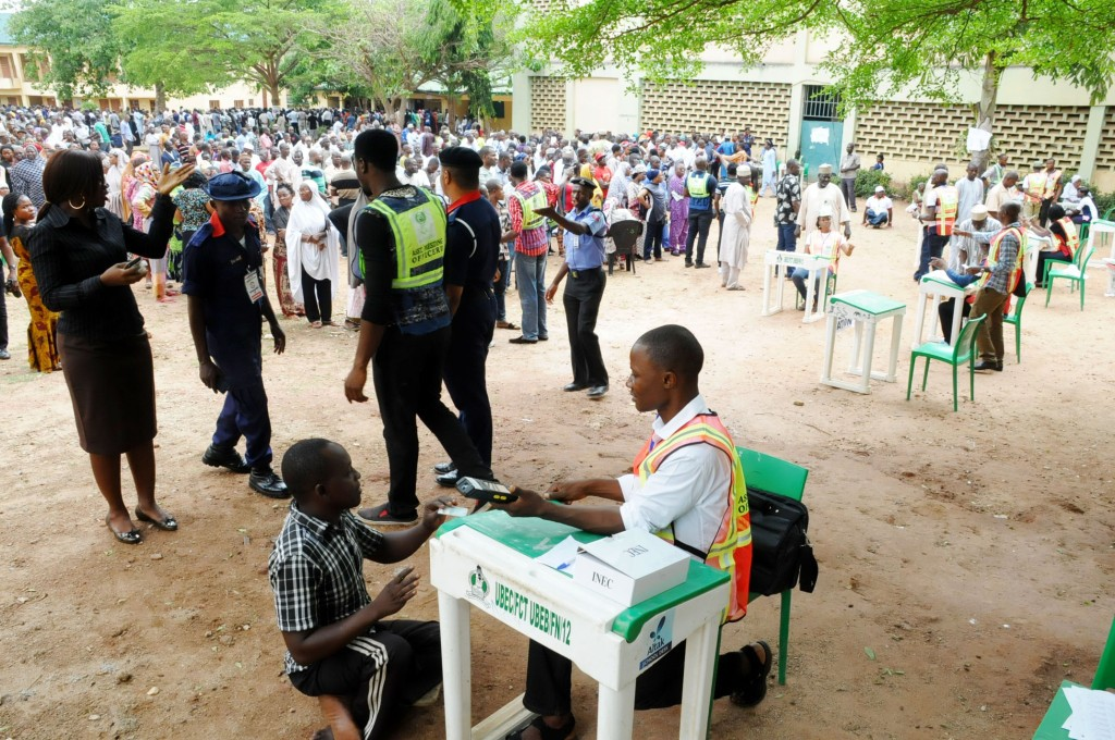 Yobe electorate turn out enmasse for LG Polls