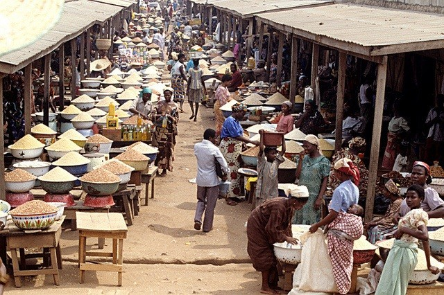 Lafia traders suggest way out of hike in food prices
