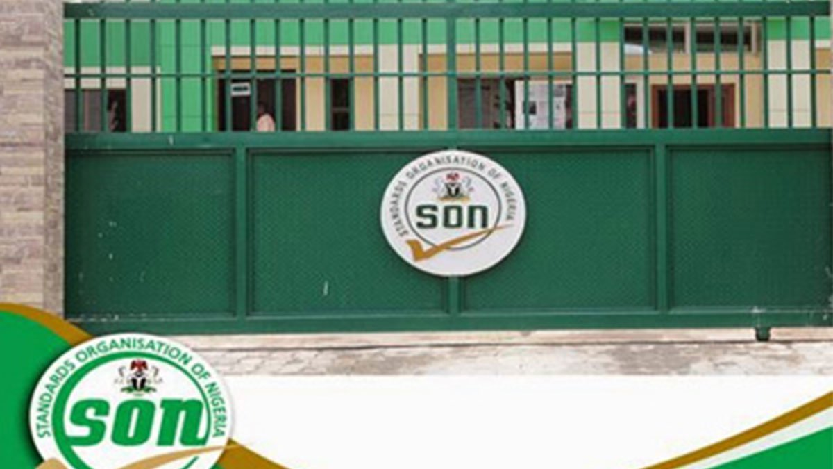SON seizes substandard cables worth over N100m