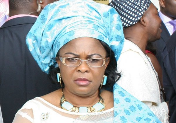 Bank CEO should be jailed for freezing my accounts – Patience Jonathan