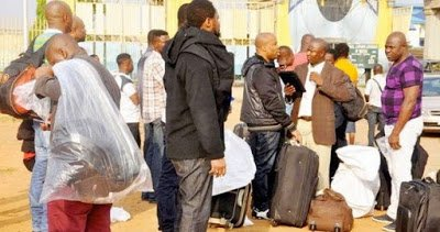 UK Deports 85 Nigerians, Some To Continue Prison Terms Here